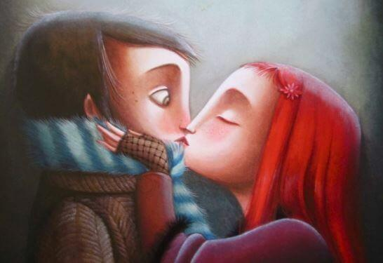 Un amour mendié, ce n'est pas de l'amour