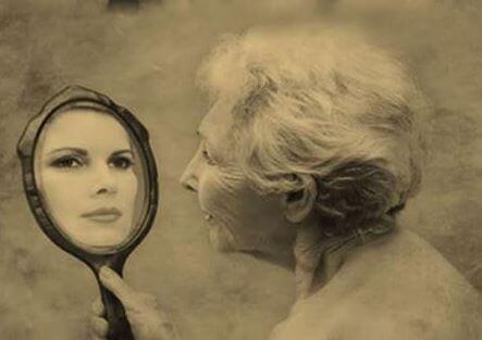 Vous serez jolie 30 ans adorable 40 ans et for Regard dans le miroir