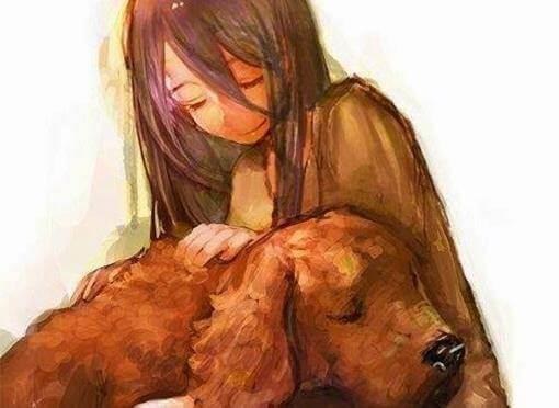 Qui a un chien dans sa vie a un trésor