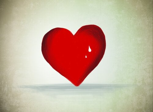 Coeur-rouge-larmes