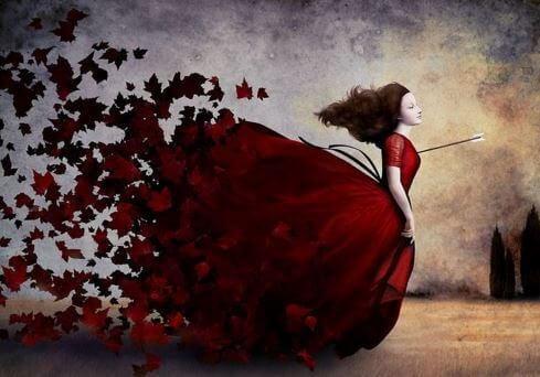 Dans la vie il faut laisser des empreintes, pas des cicatrices