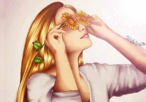 J'aime les gens qui savent se transformer en soleil quand la vie est nuageuse