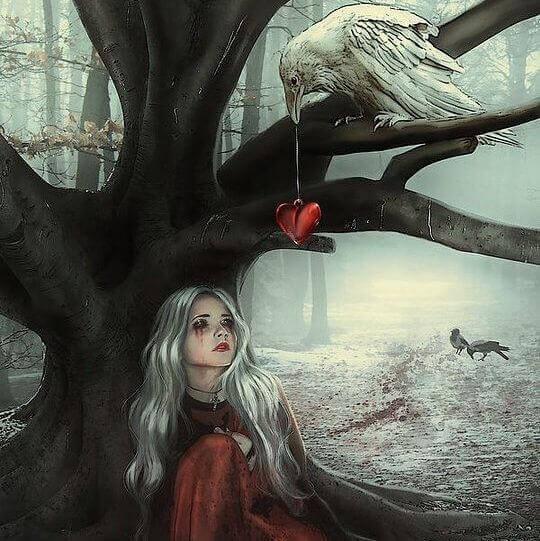 Fille-sous-un-arbre