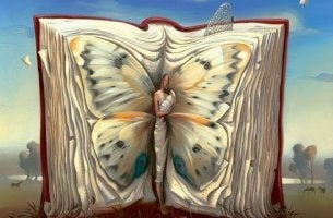 Livre-papillon
