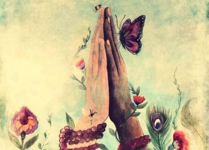 Mains-et-papillons