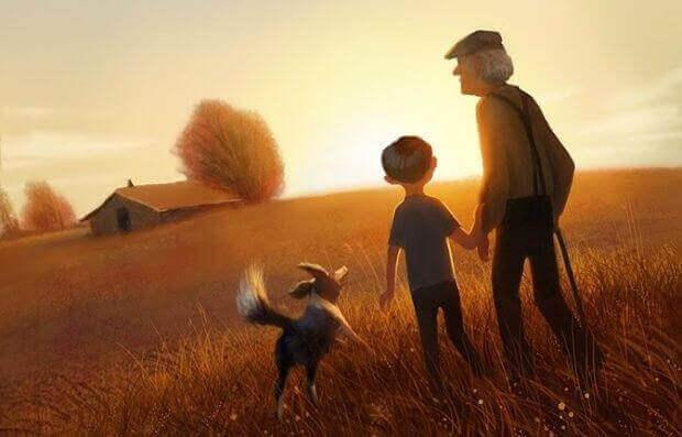Les petits-enfants : un merveilleux héritage d'amour