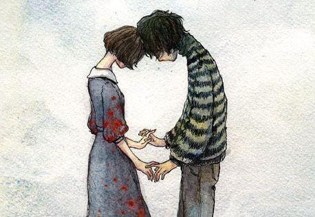 Couple-se-donnant-la-main