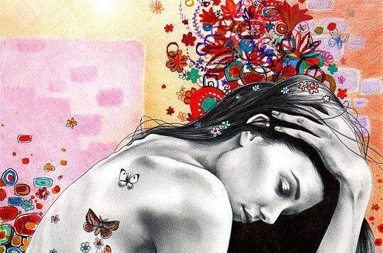 Femme-papillon-dos