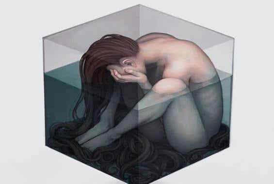 Parfois, la tristesse s'exprime avec la mauvaise humeur