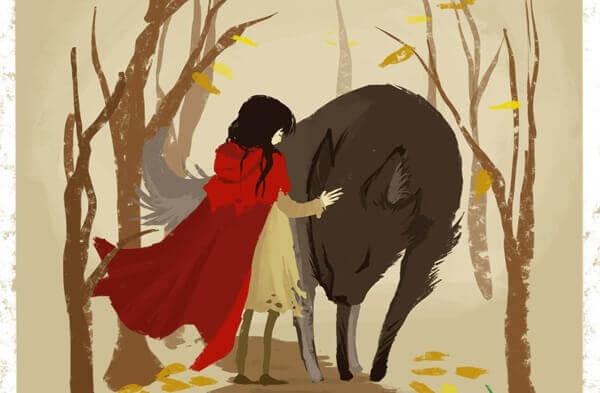 Le loup sera toujours méchant si on n'écoute que le petit chaperon rouge