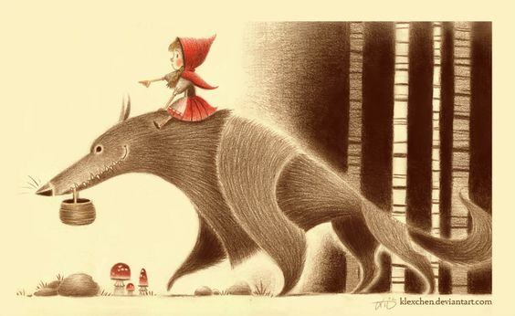 Petit-chaperon-rouge-et-le-loup2