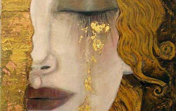 Les larmes qui cicatrisent les blessures