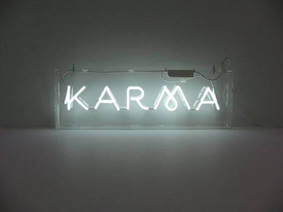 Karma : vous comprendrez le mal que vous avez fait quand on vous le fera