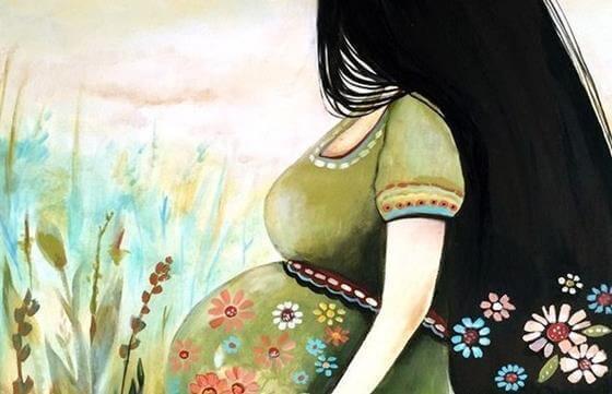 La grossesse : aimer quelqu'un que l'on ne connaît pas encore