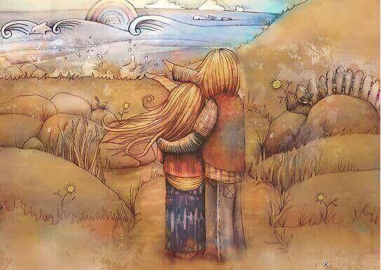 L'amour véritable se construit tous les jours