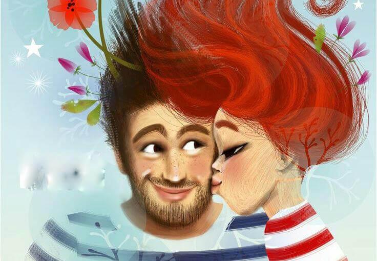 Les meilleures choses sont toujours gratuites : rêver, embrasser, rire...