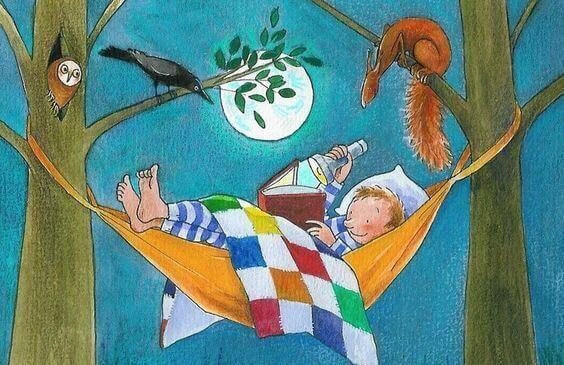 Enfant-lisant