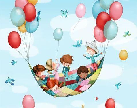 Accueillez les petites choses avec enthousiasme, pour les enfants c'est important