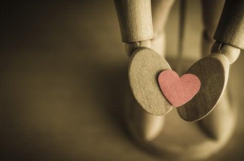 """Il est difficile de dire """"salut"""" quand vous voulez dire """"je t'aime"""""""