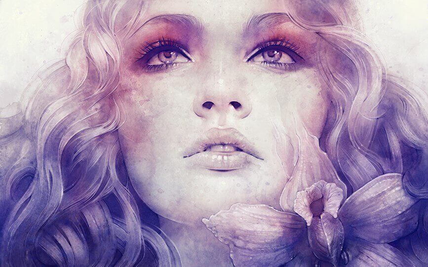 Les bonnes personnes cachent leurs cicatrices dans leur âme