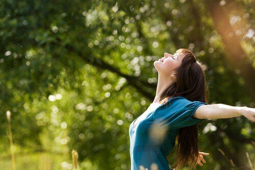 Connectez-vous à la nature et vous serez plus heureux
