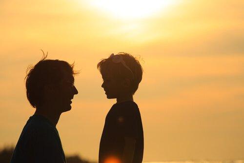 Discipline et amour : l'éducation d'un enfant