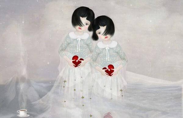 Petites-filles-coeur