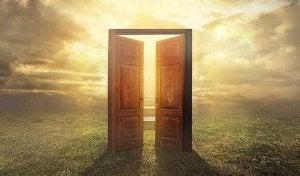 Porte-ouverte