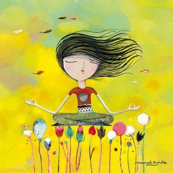 fille-meditant