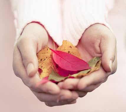 Je ne peux pas changer le passé mais le présent est entre mes mains