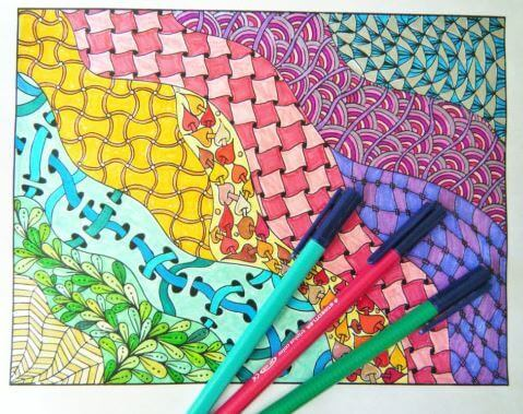 zentangle-coloreado