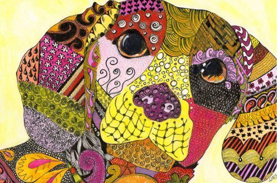Zentangle, le dessin qui nous aide à méditer