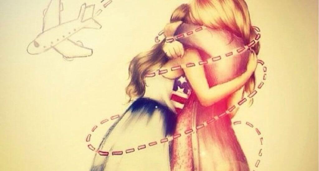 Les véritables amis se comptent sur les doigts de la main