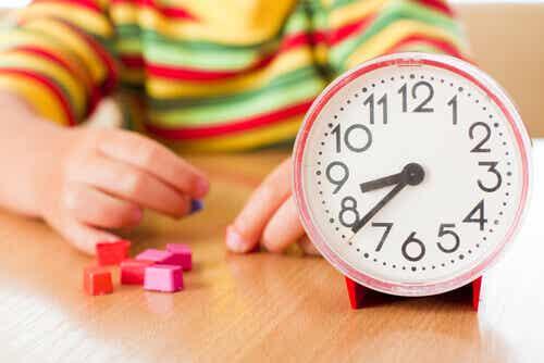 L'importance des routines et des rituels chez l'enfant