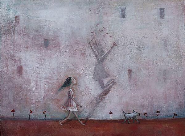 Enfant-ombre-sautant