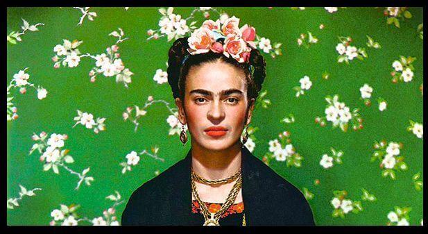 Les merveilleuses leçons d'amour et de vie de Frida Kahlo
