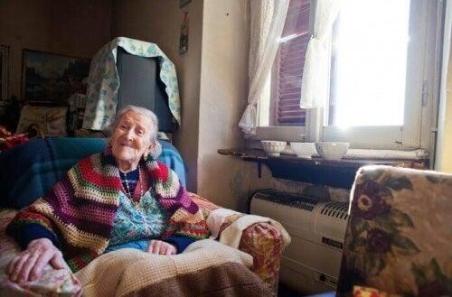 Le célibat, le secret de la longévité, selon une femme de 116 ans