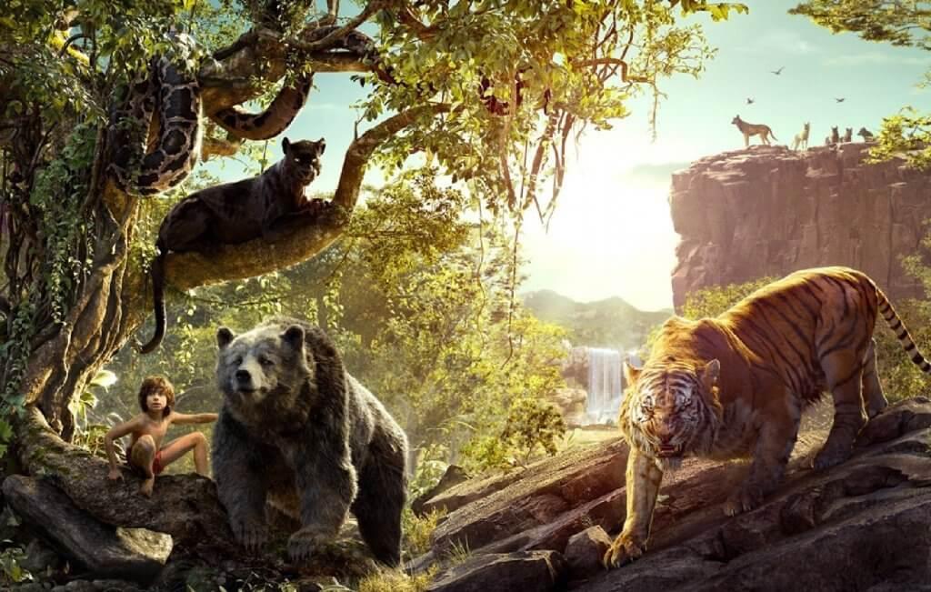 """Les 5 enseignements du """"Livre de la jungle"""" pour les enfants"""