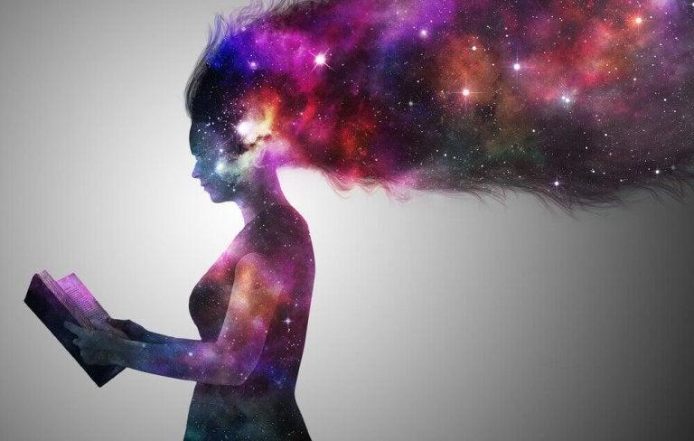 Nous connaissons quelques petits bouts de réalité, notre esprit invente le reste