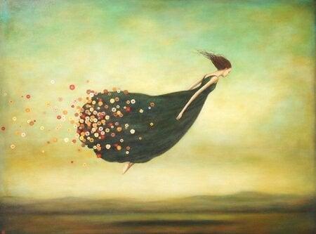 Mujer-volando-atrevida