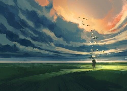Nubes-sol