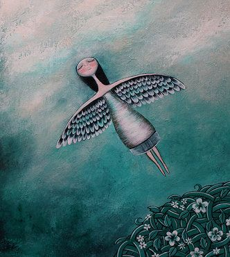 Petite-filles-ailes