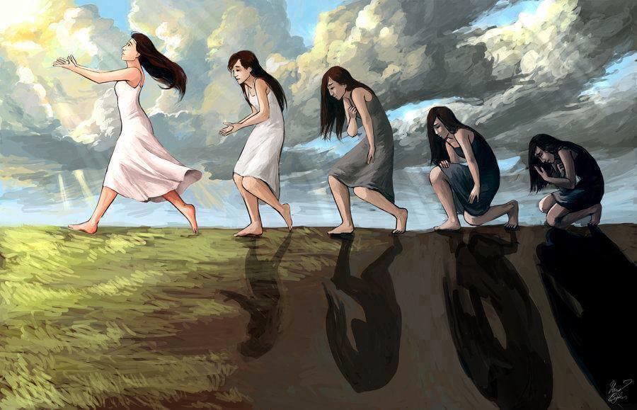 Eve n'est pas née de la côte d'Adam, et n'a offert de pommes à personne (Journée des Femmes)