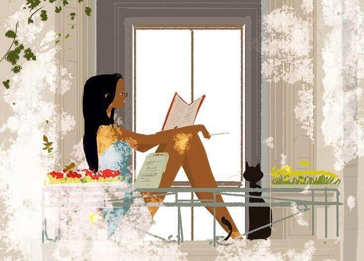 mujer-en-ventana-con-gato