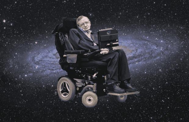 Stephen Hawking, l'homme des étoiles