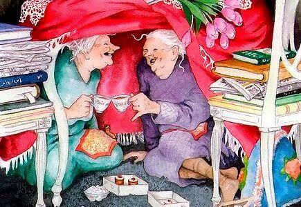 amigas-ancianas