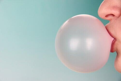 bulle-de-chewing-gum