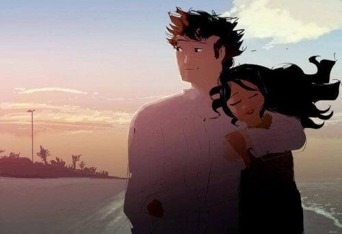En couple, la liberté est l'air qui attise l'amour