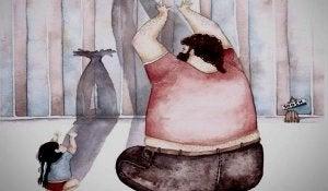 nina-jugando-con-su-padre-al-metodo-montessori