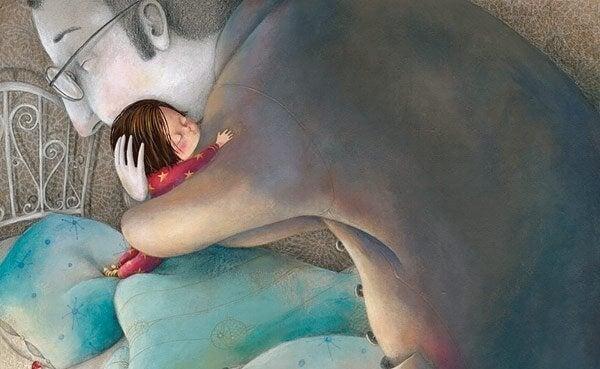 Prenez soin de vos enfants ; ils sont faits de rêves
